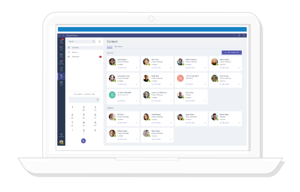 Microsoft Teams Integration