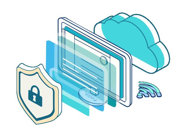 VoIP Security for YOVU Office Phones